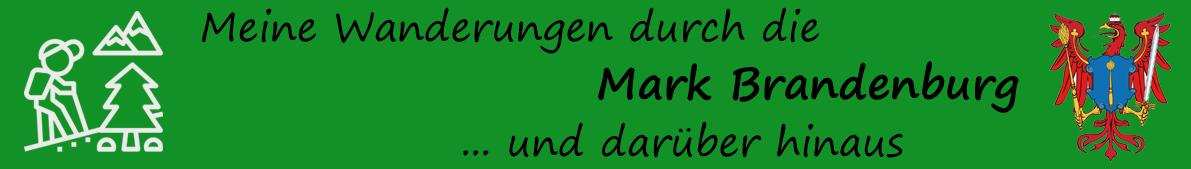 Auf den Spuren von Theodor Fontane – Wanderungen durch die Mark Brandenburg und darüber hinaus Logo