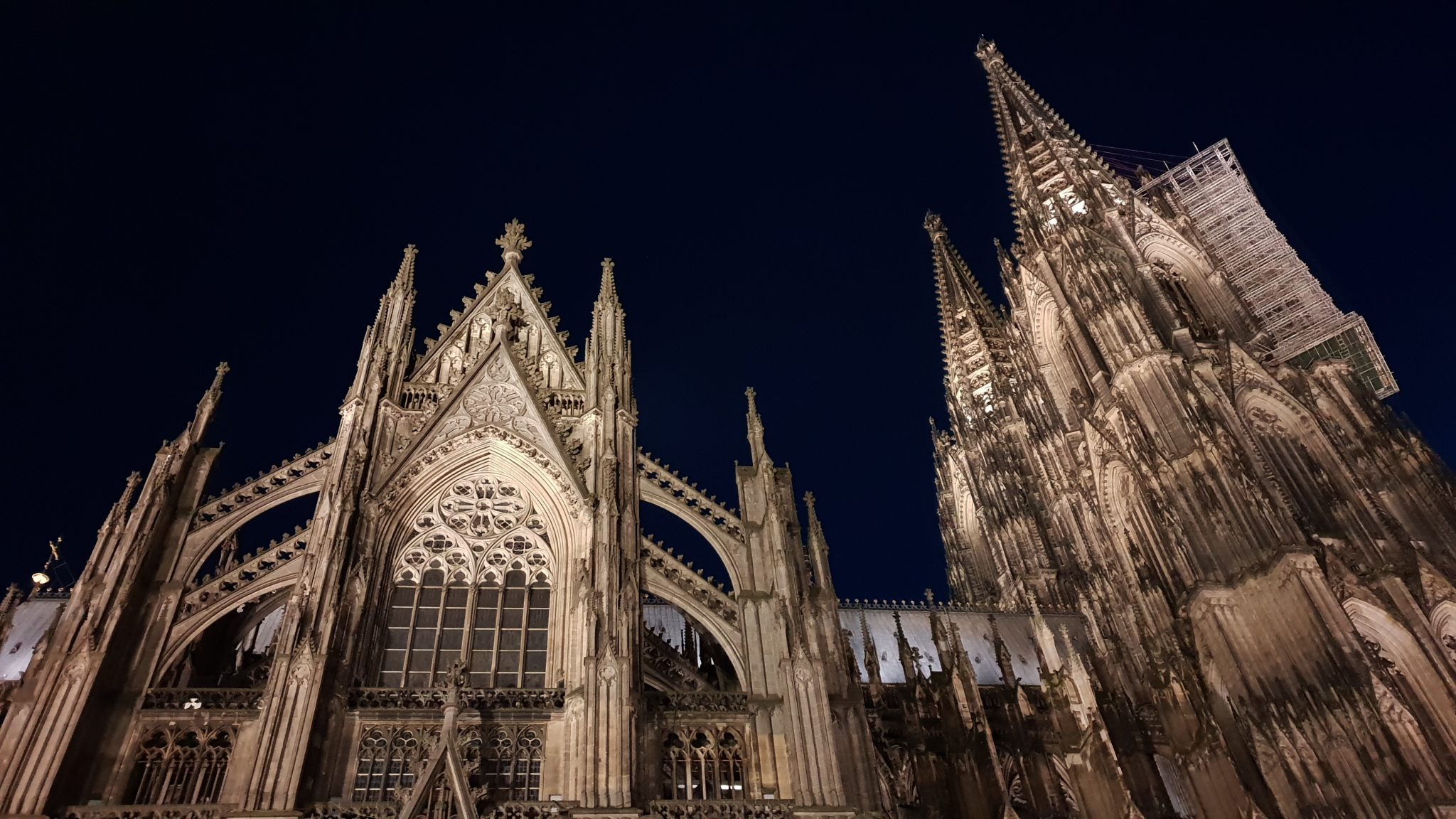 Messe Dom Köln